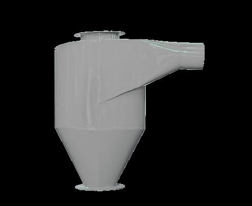 Циклон-разгрузитель БЦР-340